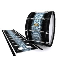 Tama Marching Bass Drum Slip - Blue Ridge Graphite (Neutral)