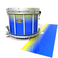 Tama Marching Snare Drum Slip - Afternoon Fade (Blue)