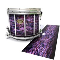 Tama Marching Snare Drum Slip - Alien Purple Grain (Purple)