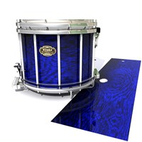 Tama Marching Snare Drum Slip - Andromeda Blue Rosewood (Blue)