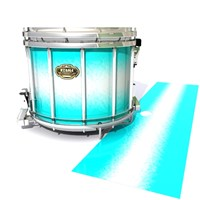 Tama Marching Snare Drum Slip - Aqua Wake (Aqua)