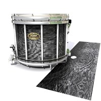 Tama Marching Snare Drum Slip - Ashy Grey Rosewood (Neutral)