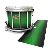 Tama Marching Snare Drum Slip - Asparagus Stain Fade (Green)