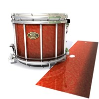 Tama Marching Snare Drum Slip - Autumn Fade (Orange)