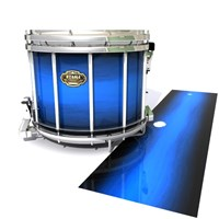 Tama Marching Snare Drum Slip - Azure Stain Fade (Blue)