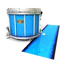 Tama Marching Snare Drum Slip - Bermuda Blue (Blue)