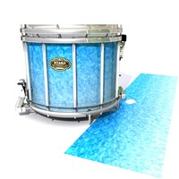 Tama Marching Snare Drum Slip - Blue Ice (Blue)