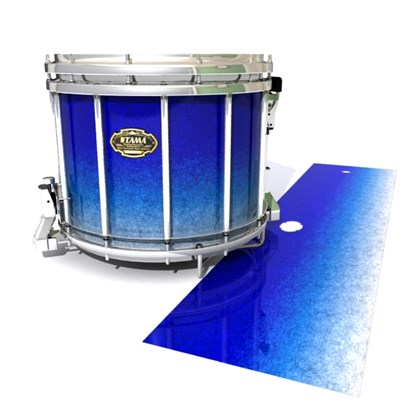 Tama Marching Snare Drum Slip - Blue Wonderland (Blue)
