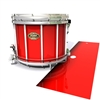 Tama Marching Snare Drum Slip - Cherry Pickin' Red (Red)