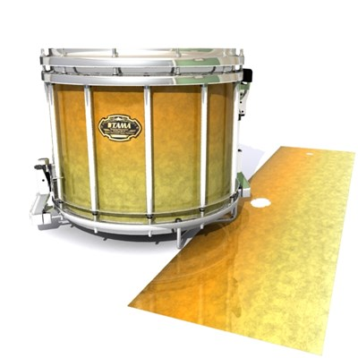 Tama Marching Snare Drum Slip - Desert Heat (Yellow)