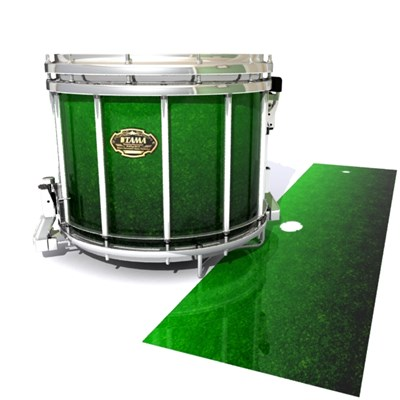 Tama Marching Snare Drum Slip - Gametime Green (Green)