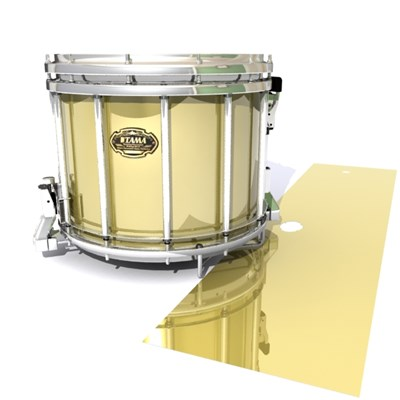 Tama Marching Snare Drum Slip - Gold Chrome