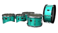 Yamaha 2000 Series Drum Slips (Kindergarten) - Aqua