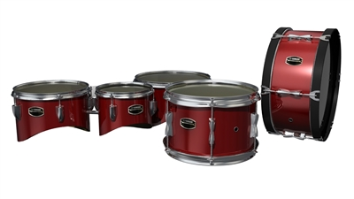 Yamaha 2000 Series Drum Slips (Kindergarten) - Dark Red