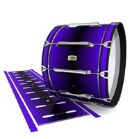 Yamaha 8200 Field Corps Bass Drum Slip - Antimatter (Purple)
