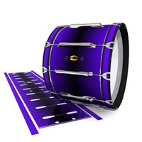 Yamaha 8300 Field Corps Bass Drum Slip - Antimatter (Purple)