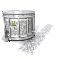 Yamaha 9200 Field Corps Snare Drum Slip - Alaskan Woodchip (Neutral)