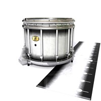Yamaha 9300 Field Corps Snare Drum Slip - Black Magic Fade (Neutral)