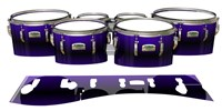 Yamaha 8200 Field Corps Tenor Drum Slips - Antimatter (Purple)