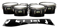 Yamaha 8200 Field Corps Tenor Drum Slips - Asphalt (Neutral)