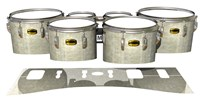 Yamaha 8300 Field Corps Tenor Drum Slips - Antique Atlantic Pearl (Neutral)