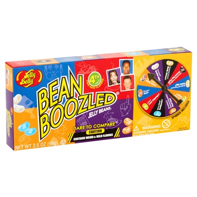 Jelly Belly BeanBoozled Spinner Game Jelly Beans, 3.5 Oz.