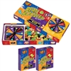 Jelly Belly 3.5 oz BeanBoozled Spinner Wheel Game + TWO 1.6 oz extra Boxes