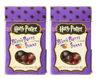 Bertie Botts 2 Pack 1.2oz Jelly Beans Assorted Flavors Harry Potter
