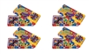 Jelly Belly BeanBoozled Spinner Gift Set 3.5 oz (4 PACK)