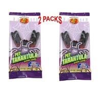 Jelly Belly 1.5 Oz. Gummi Pet Tarantula 2-PACK (Flavors may vary)