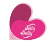Jelly Belly Heart-Shaped Gift Box 1.5 oz Assorted Jelly Beans