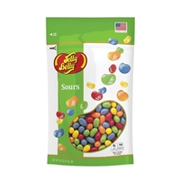 Jelly Belly Sours Jelly Beans 9.8-oz Resealable Pouch Bag