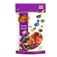 Jelly Belly Fruit Bowl Jelly Beans, Assorted Fruit Flavors, 9.8-oz