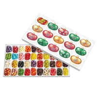 Jelly Belly 40-Flavor Christmas Gift Box, 17oz