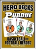 Playing Cards For Purdue Boilermaker Fans