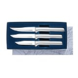 Rada Cutlery S01 Paring Knives Galore Gift Set Color: Silver handle Model: S01 (Home & Kitchen)