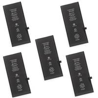 5 Pack lot set of Battery for Apple iPhone 8+ 8