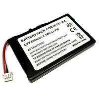 Battery for Apple iPod 3rd 3 Gen 616-0159 E225846