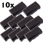10 Pack Battery for Pentax Ei-D-Li1 Trimble R7 R8