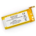 Battery for Apple iPod Nano 5th gen A1320