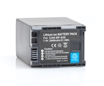 Battery for Canon BP-828 BP828 8598B002 VIXIA HF