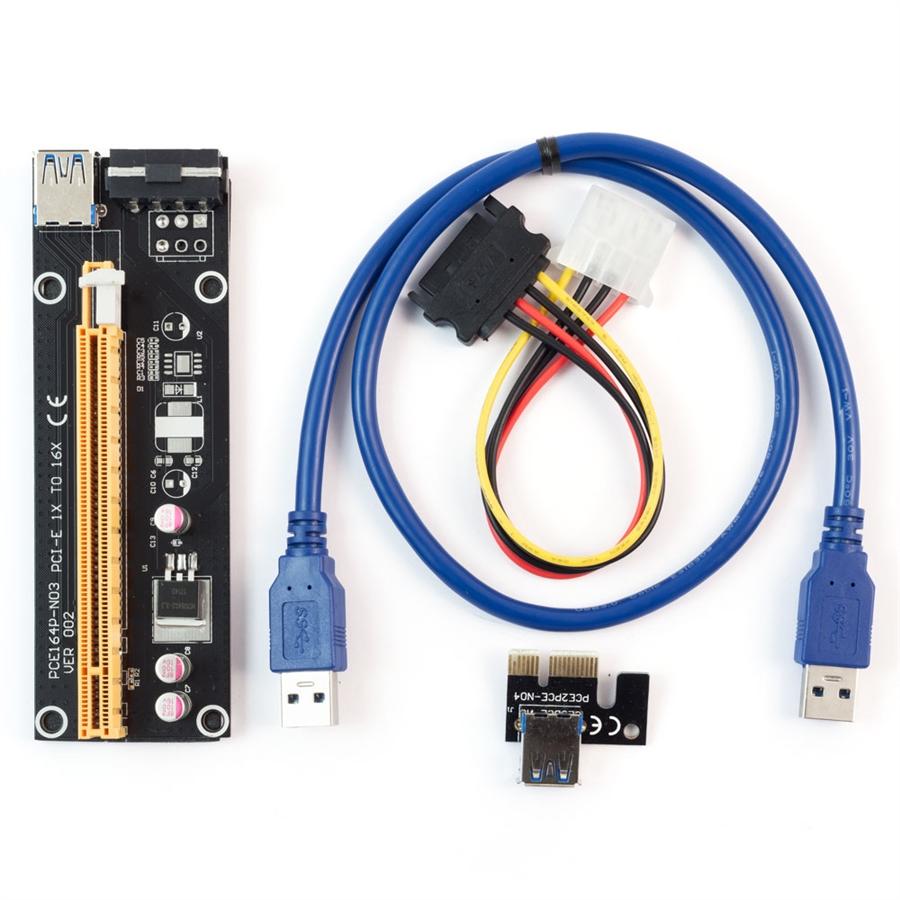 TXB048 MEO PCI Express to USB3.0 VL805 chip USB3.0 4ports Computer Card 4 pin Power connecter Riser Card