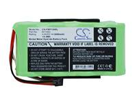 Battery for Fluke B11483 BP120MH 123 Power Quality