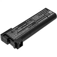 Vacuum Battery for iRobot 14570 Looj 330 Gutter