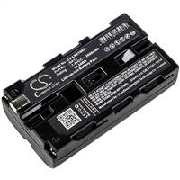 Battery for Line 6 98-034-0003 BA12 James Tyler