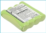 Battery for Motorola TLKR-T5 TLKR-T7 TLKR-T4