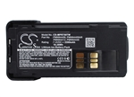 Battery for Motorola PMNN4407 PMNN4409 XPR3300
