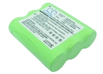 Battery for Motorola HNN9018 HNN9233A AP10 AP50
