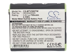 Battery for Motorola 53615 HKNN4002 HKNN4002A