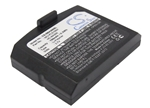 Battery for Sennheiser 500898 HC-BA300 IS410 RI410